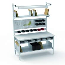 """ESD Packaging bench Anti-Static Top 60 x 30"""""""
