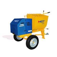 Menegotti Motar Mixer 7 CU.FT. with Honda Engine GX240