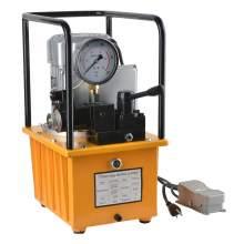 Electric Hydraulic Pump Three Solenoid Valve 10,000 PSI
