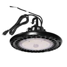 GJIA High Bay LED Light 150W Warehouse Lighting 21000lm UL Approved