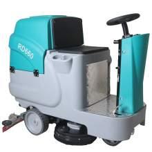 26'' 25Gal Ride-On Auto Floor Scrubber 3*8V/150Ah