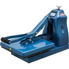HT-400E Analog Manual Clamshell Press