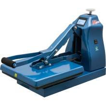 HT-400 Digital Manual Clamshell Press