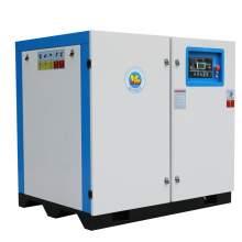 20 HP 82 CFM Rotary Screw Air Compressor 460V 3 Phase 125 PSI