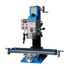 """Variable Speed 33"""" × 8-1/4"""" Bench Drill Mill Brushless Motor 2HP"""