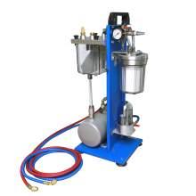 Pneumatic AC Flush Machine Semi Automatic For Automotive