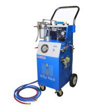 Air Motor AC Flushing Machine Automatic For Automotive