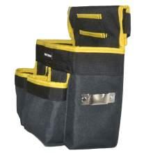 11.3 inch Strong Wide Open Top Tool Waist Bag