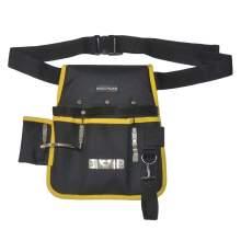 11.8 inch Tool Waist Bag with Metal Buckle Tool bag