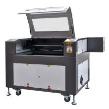 60X90CM Laser Engraving Machine With 100W Tube Up & Down Table