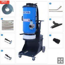 285Cfm 3 Independently Controlled Motors HEPA Dust Extractor 110V