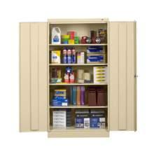 Tennsco Standard Storage Cabinet (UNASSEMBLED) Sand Color