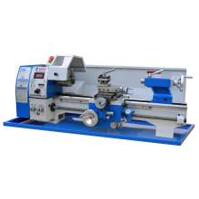 "Variable Speed 10"" x 30"" Benchtop Brushless Metal Lathe Digital"