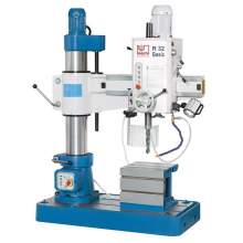"16"" x 16"" Radial Drill Press R 32 BASIC"