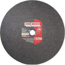 "United Abrasives 12"" X 3/32"" X 1'"" Ironworker 