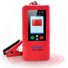 12V Capacitor Jump Starter With LCD Power Display For Up To 5L