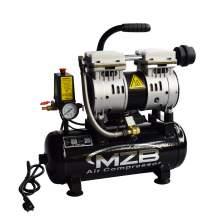 Oil-free Portable Air Compressor 116 PSI 0.8 HP 3. 9 CFM Tank 2 Gallon
