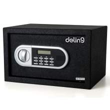 Home Office Hotel Mini Safe, Electronic Security Lock With Keypad