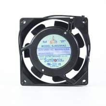 3-3/20''Standard square Axial Fan square 230V AC 1 Phase 24cfm