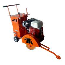 "TK Equipment 14""-18"" Super Walk Behind Concrete & Asphalt Saw w/ 8 HP Honda Engine JCS-1-GH8"