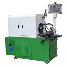 Auto Double Servo CNC Pipe Cutting Machine Repeat Turning Cutter Saws