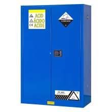 "Acid And Corrosive Cabinet 45 Gallon 65"" x 43"" x 18"" Self-Closing Door"