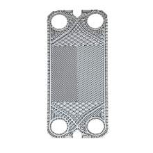 50 Pcs Heat Exchanger Plate Replacement Of Alfa Laval M10M SS316L