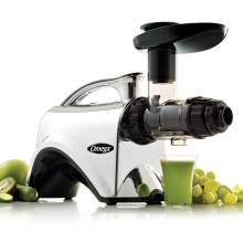 Omega Juicer Extractor and Nutrition Center NC900HDC