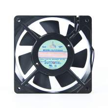 6-7/50'' Standard square Axial Fan square 115V AC 1 Phase 67cfm