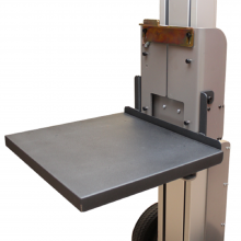 Detachable Flat Plate for Lift'n Buddy Keg Lifter