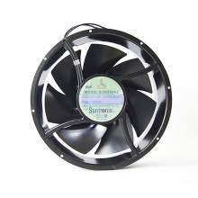 10-6/25''  Standard round Axial Fan Round 230V AC 1 Phase 800cfm