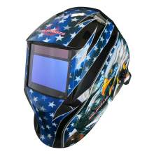 Auto Darkening Welding Helmet SUN9B Engineeagle 1
