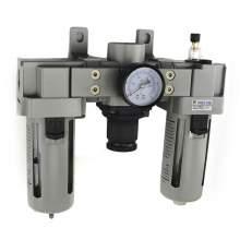 "3/4"" NPT 40 Micron Air Filter Regulator Lubricator"