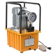 Electric Hydraulic Pump Single Manual Valve 10,000 PSI