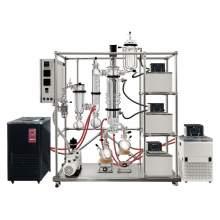 "6"" 2.0~3.0L/h All Jacketed Wiped Film Molecular Distillation"