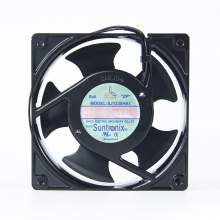 6-7/50'' Standard square Axial Fan square 115V AC 1 Phase 123cfm