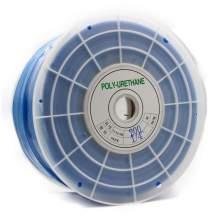 """3/8""""OD x 100 feet Polyurethane Tube Blue P1"""