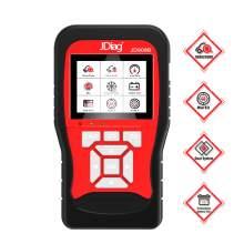 OBD2/EOBD Scanner&12V Battery Tester Dual system Auto Diagnostic Tool