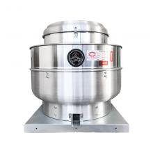 "4900 CFM 16"" Belt Drive Kitchen Upblast Ventilator Exhaust Fan 1 HP"