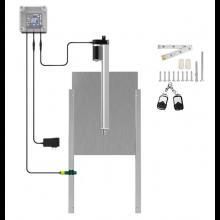 Automatic Chicken Coop Door Opener Time Sensor Control 12V DC