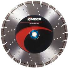 Omega Combo Saw Blade 10mm Tall Segments (Supreme Grade)
