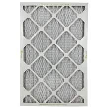 """HVAC Standard Pleated Air Filter MERV8 10"""" x 20"""" x 1"""" Qty 12"""