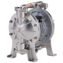 """3/4"""" Stainless Steel Air-Operated Double Diaphragm Pump Made in Taiwan"""