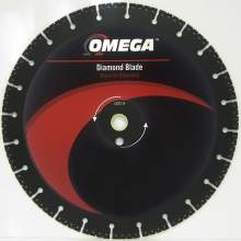 "Omega 7"" Demolition & Rescue Saw Blade"