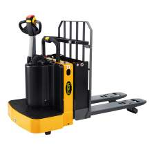 """Ride On Full Electric Pallet Jack Truck 5500lbs 48"""" x27"""""""