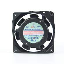 3-3/20''Standard square Axial Fan square 115V AC 1 Phase 24cfm