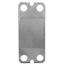 P2 Low Delta Plate for Heat Exchanger M15B Replacement Stainless Steel 5PCS