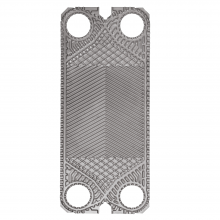 P1 AlfaLaval M15M Replacement High Delta Plate for Heat Exchanger with Competitive Price 5PCS