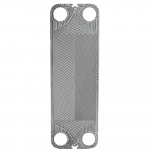 P1 Plate Heat Exchanger replacement M6M Low Delta Plate of Stainless Steel 316 20PCS
