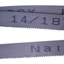 "SIPU 44 7/8"" x 1/2"" x14/18 tpi High Quality Bi Metal band saw blade"